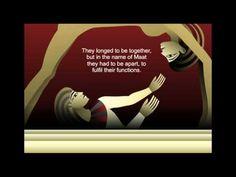 The Egyptian Creation Myth