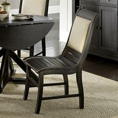 Progressive Furniture Willow Upholstered Dining Chair (Set of 2)