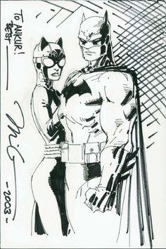 Jim Lee Batman Catwoman, in Ankur J's Jim Lee Comic Art Gallery Room Dc Comics, Batman Comics, Batman And Catwoman, Batman Comic Art, Catwoman Drawing, Jim Lee Batman, Jim Lee Art, Highlights Kids, Dc Memes