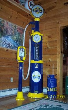 Gas Pump Hobbyist - Customized Old Gas Pump Restoration, Old Gas Pumps, Antique Gas Pumps