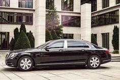 Mercedes-Maybach S 600 Guard - 2  #mercedes #mercedesbenz #mercedesmaybach #luxurycars #cars #luxurytoday #mercedess600