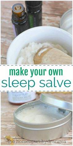 If you are looking to catch some zzz's, this sleep salve recipe is for you. This homemade sleep salve can be made using essential oils and a few other ingredients, which mix together nicely to help you dream easy! This sleep salve is one of my favorite recipes using essential oils, and one you should try when you can't catch a wink.
