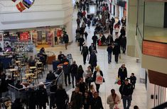 Image result for shopping queue