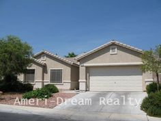 Trendy Art-Decco House with resort backyard 3 bed/3 bath for Rent $1450 5523 Megan Faye St, North Las Vegas, NV | Powered by Postlets