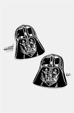 Cufflinks, Inc. 'Star Wars™ - Darth Vader' Cuff Links available at #Nordstrom