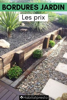 Precious Tips for Outdoor Gardens In general, almost half of the houses in the world… Landscaping Retaining Walls, Modern Landscaping, Front Yard Landscaping, Garden Edging, Garden Borders, Bristol Houses, Garden Architecture, Garden Structures, Shade Garden