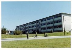 Looks like my barracks -- A-1-1. Basic Training -- November 1970 through January 1971