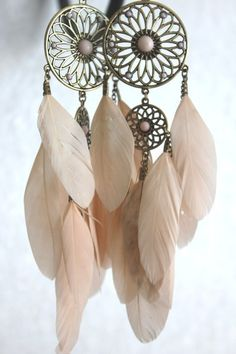 have these! with purple feathers