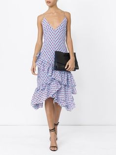 Going to a wedding: via @WhoWhatWear. WHY CAN I NOT FIND A COOL DRESS LIKE THIS IN ANY OF MY STORES LATELY