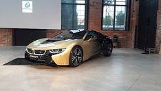 BMW i8 Starlight Edition