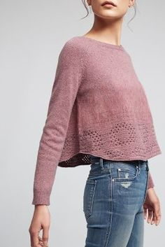 Anthropologie Cropped Pointelle Pullover https://www.anthropologie.com/shop/cropped-pointelle-pullover?cm_mmc=userselection-_-product-_-share-_-4114348451670