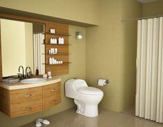 Resultado de imagen para baños pequeños diagonal