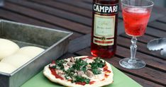 Heat your oven to 500 to make homemade pizza? Not when it's 80 outside. Grilling your pizza is super-easy - here are three pies to try.