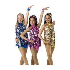 "Dance Costumes-Weissman My Solo Costume 2012-2013 ""Gonna Shine"""
