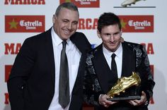 Messi awarded third straight European Golden Boot | SI.com