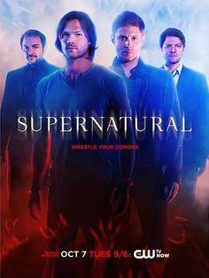 Torrent's Séries: Supernatural  Sam Winchester (Jared Pedalecki) cre...