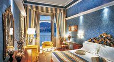 Grand Hotel Tremezzo , Tremezzo, Italy - on Lake Como.  Our home for 4 lovely days.