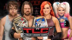 WWE TLC 2016 PPV - Match Card, Predictions, Rumors, Possible Results & H...
