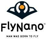FlyNano Logo #logo http://toopixel.ch