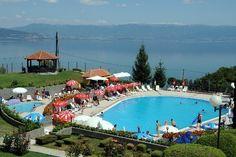 Macedonie - Meer van Ohrid - Struga - Makpetrol Hotel