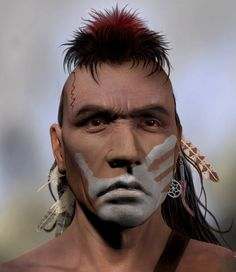 "Wes Studi as ""Opechancanough"" - The New World"