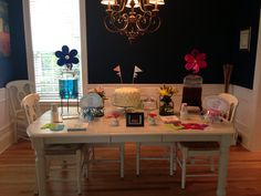 Baby reveal party.