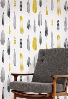 print & pattern: WALLPAPER - mini moderns