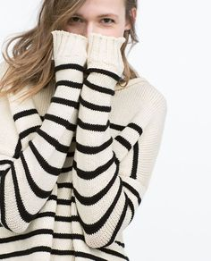 SAILOR STRIPED KNIT