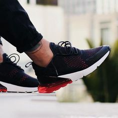 ... a65f5 1efa7 Details about Nike Air Max 270 (Exclusive) BRED Mens  Sneakers AH8050- ... 41750cb26