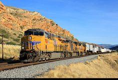 RailPictures.Net Photo: UP 7926 Union Pacific GE ES44AC at Echo, Utah by Steve Ellis