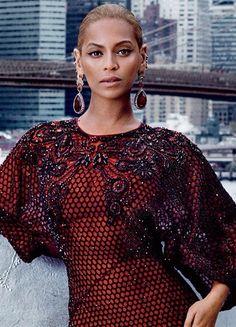 Beyoncé & Givenchy's Riccardo Tisci for Vogue's September 2015 ...