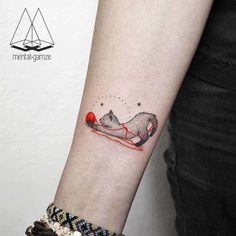 Cat Wool Yarn Tattoo - Cat Wool Yarn Tattoo Cat Wool Yarn Tattoo Cat Wool Yarn Tattoo Welcome to our website, We hope you - Line Tattoos, Trendy Tattoos, Body Art Tattoos, Small Tattoos, Sleeve Tattoos, Cool Tattoos, Wrist Tattoos, Awesome Tattoos, Tattoo Ink