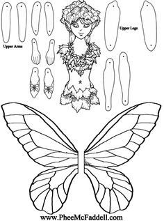 Fairy Puppet www.pheemcfaddell.com