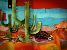 TV graphicsPack_ separadores PakaPaka by dosve. DOSVE srl motion arts studio, developed the new TV Graphic Pack for PAKAPAKA,
