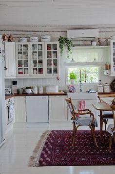 Punainen hirsihuvila – Suomen kaunein koti