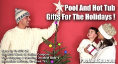 Holiday Gifts Under $30 For Hot Tubs, Bath Tubs And Swimming Pools!  http://www.poolandspa.com/email-archive/EMN-12-02-15.htm