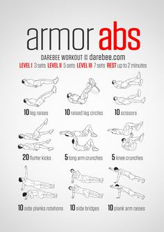 Armor Abs Workout Yoga Fitness - http://amzn.to/2hmQneS