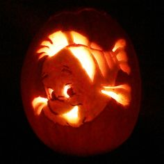 56 Best Disney Pumpkin Carving Images Halloween Costumes