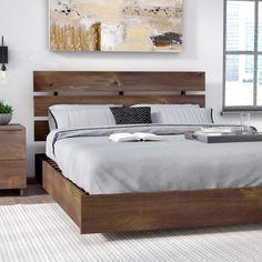 Shondra Platform Bed