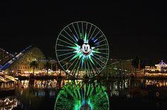 We just love the fun wheel at night. @Disneyland #mickeysfunwheel #paradisepier #disneylights #disneynights #worldofcolor #disneyinsta #instadisney #disneypictures by disneypartyoftwo