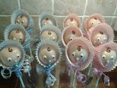 We love these cute baby cake pops! What do you think?