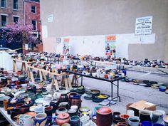 weed-craft:  clay studios pot sale thats a lot of pots