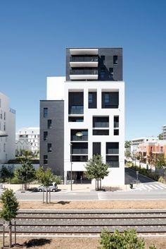 r sidence signature eco quartier ginko bouygues immobilier bordeaux 2016 brochet lajus. Black Bedroom Furniture Sets. Home Design Ideas