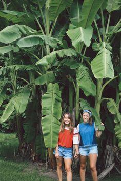 Girls' Trip & Denim Shorts - The Little Duckwife Mary Kate Robertson, Sadie Robertson, John Luke, Go Best Friend, Pretty Pictures, Pretty Pics, Best Mate, Best Bud, Gal Pal