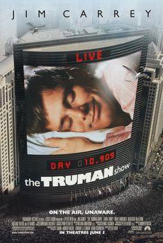 El show de Truman (Una vida en directo) (1998) - FilmAffinity (7.6)