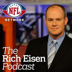 The Rich Eisen Podcast Nfl Network, Just Do It, Football, Athletic, Celebrities, Fitness, Sports, People, Free Time