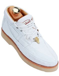 Alligator and Ostrich Casual Shoe  279.99 Best Sneakers 39b37929864