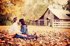 #Engagement #Photography #fall