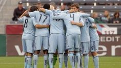 #ridecolorfully to a Sporting Kansas City Games