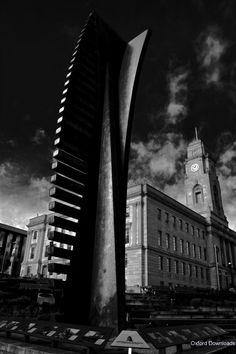 Barnsley Yorkshire Print Digital Download by OxfordDownloads